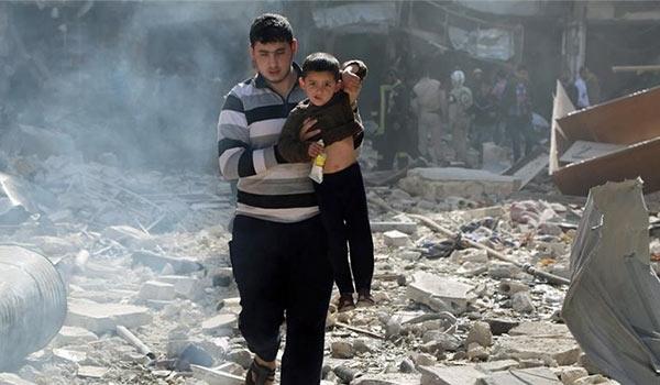 Photo of Aleppo: Terrorists Continue Killing Civilians to Put Pressure on Syrian Army