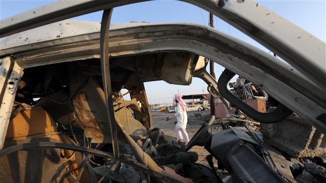 Photo of Yemen: 60 Saudi mercs killed in convoy attack