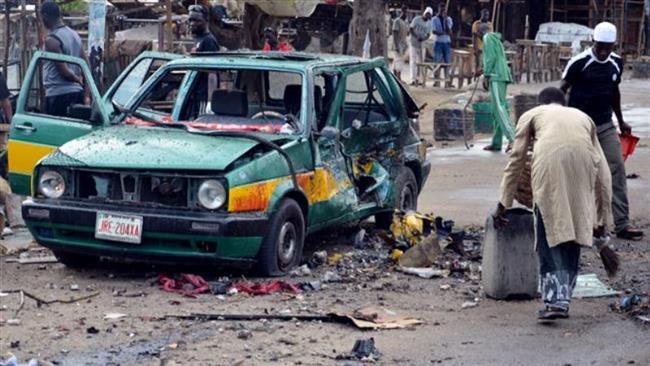 Photo of Bombing kills eight in Nigeria's Maiduguri