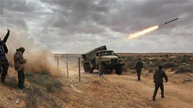 Photo of Yemeni artillery fire kills 3 zionist pro-Saudi commanders
