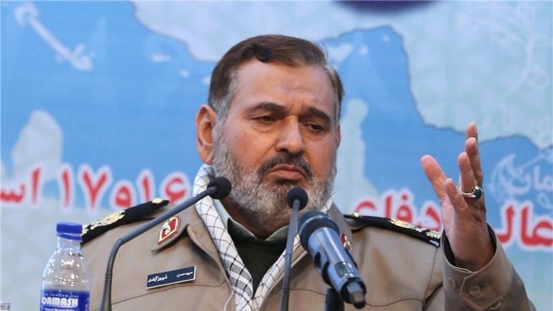 Photo of Iranian general slams US Democrats' hypocrisy in election campaign
