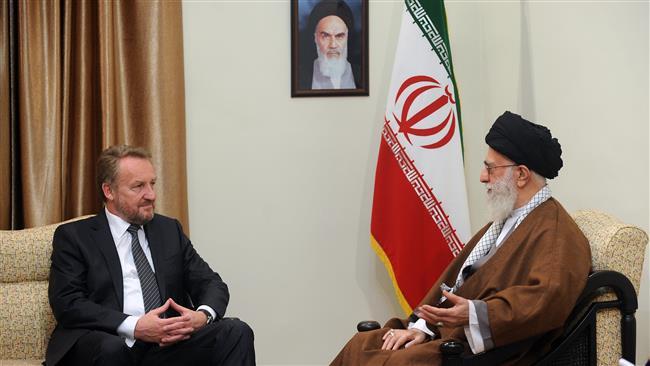 Photo of West anti-terror military coalition fake: Leader of Islamic Ummah Imam Khamenei