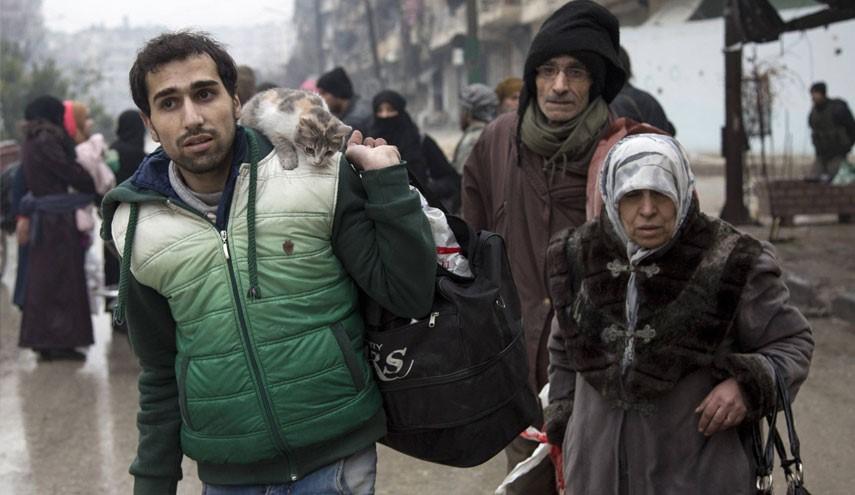 Photo of UN Says Militants Using Civilians as Human Shield in Aleppo
