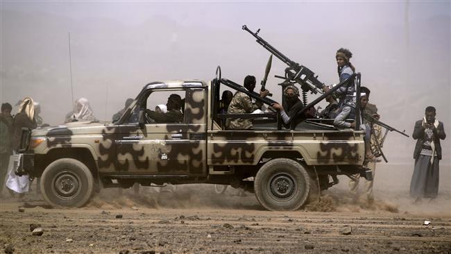 Photo of Yemeni forces shell Saudi bases, kill Saudi soldier