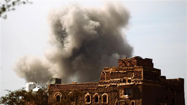 Photo of Inhuman zionist Saudi airstrikes claim eight lives in Yemen