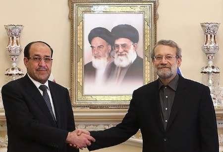 Photo of Iraqi vice president meets majlis speaker
