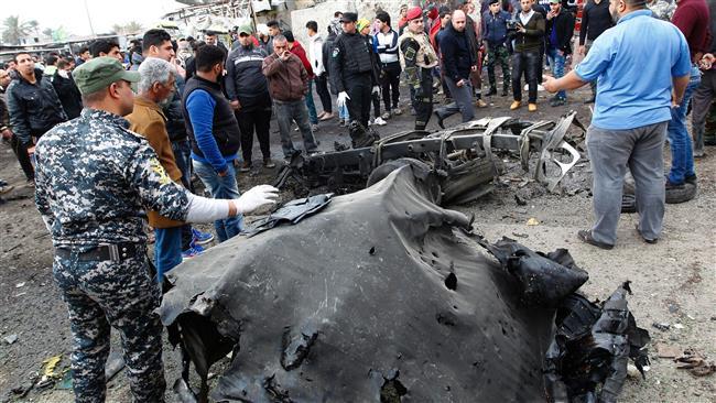 Photo of Opponents faking Baghdad blast news, Iraq's Abadi warns