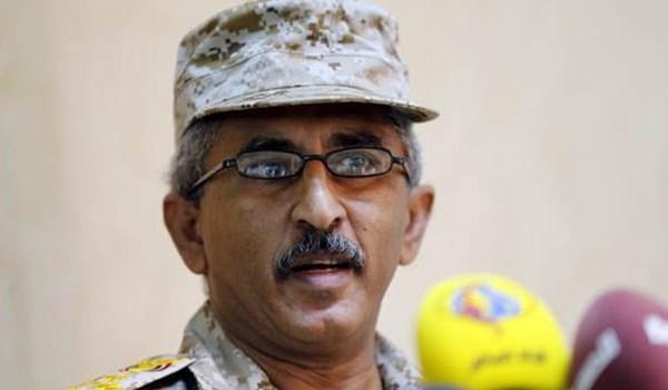 Photo of Military Spokesman: Yemeni Missiles Can Hit Riyadh