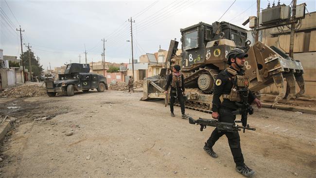 Photo of Iraqi forces achieve fresh territorial gains in, near Mosul