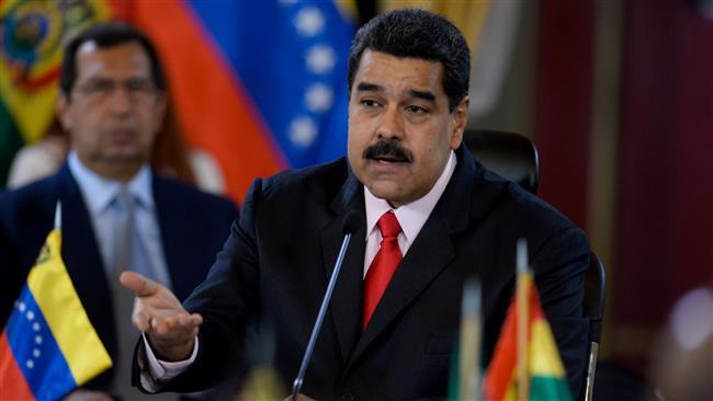 Photo of Maduro calls regional body chief 'garbage'