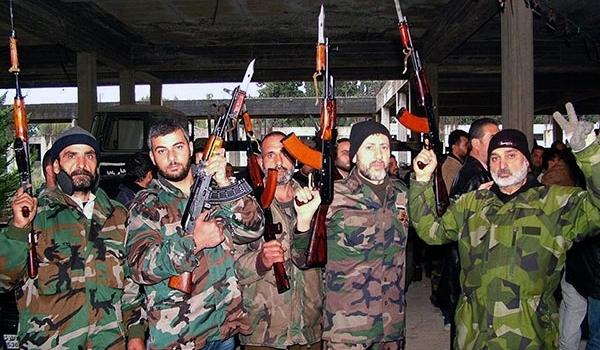 Photo of Syrians Start Fresh Popular Forces