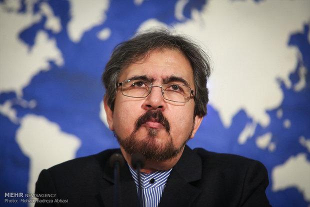 Photo of Iran's missile program irrelevant to JCPOA: Ghasemi