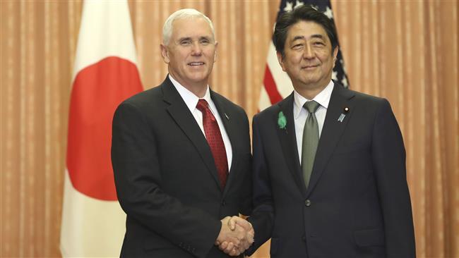 Photo of Japan urges 'peace, pressure' in North Korea row