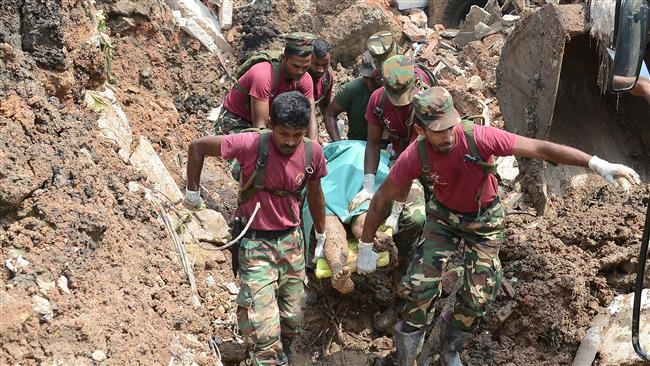 Photo of Rescue operations continue in Sri Lanka dump collapse