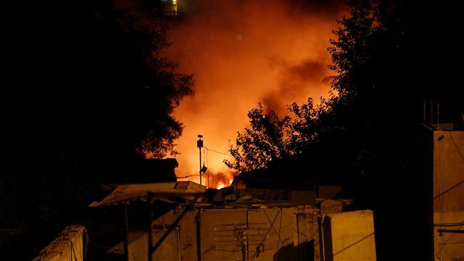 Photo of Daesh bomb attack kills 4 in Iraqi capital
