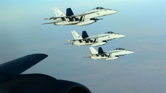 Photo of US MASSACRE: Satanic US airstrike on Daesh poison gas depot leaves hundreds of civilians dead