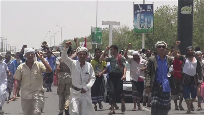 Photo of Yemeni bread marchers reach seaport of al-Hudaydah
