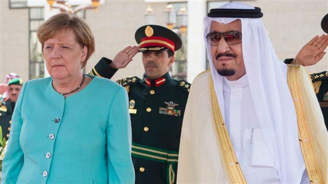 Photo of Hypocritical Merkel tells Saudis to stop war on Yemen as arms sales go on