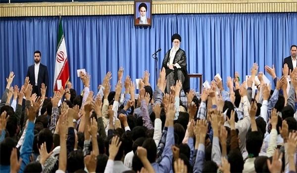 Photo of Leader of Islamic Ummah Imam Ali Khamenei: Terrorist Attacks Proves Preciseness of Iran's Strategy