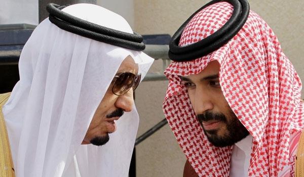 Photo of Saudi Princes Warn King Salman against His Son's Succession
