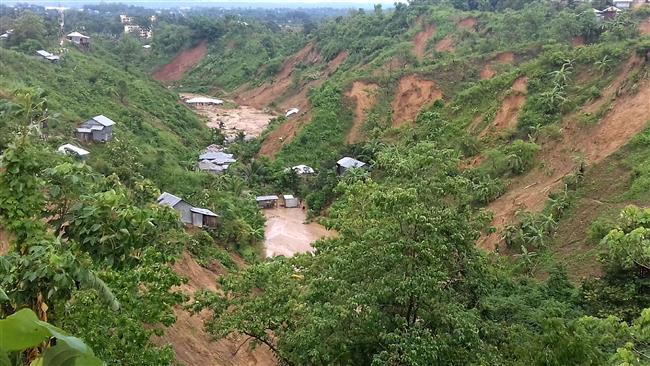 Photo of Landslides kill 147 in Bangladesh, northeast India