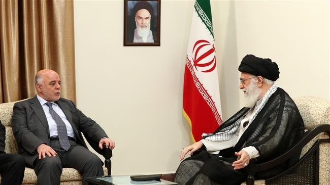 Photo of Leader of Islamic Ummah Imam Ali Khamenei: US, stooges oppose Iraq independence, unity