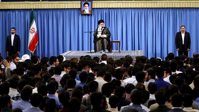 Photo of Leader of Islamic Ummah and Oppressed Imam Ayatollah Khamenei: Terror attacks will fail to undermine Iran's will