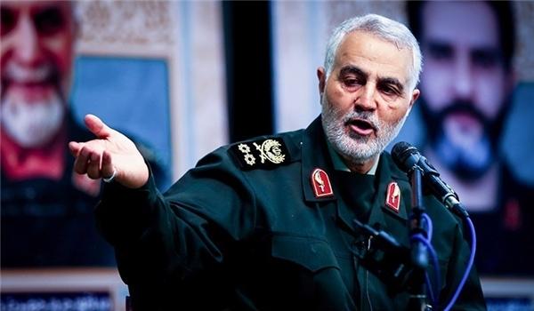 Photo of General Soleimani Underlines Failure of Enemies' Regional Plots against Iran