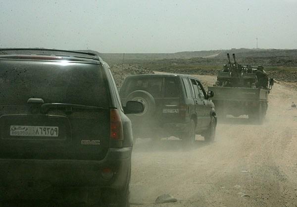 Photo of Syria Army Frees Areas near Jordanian Border