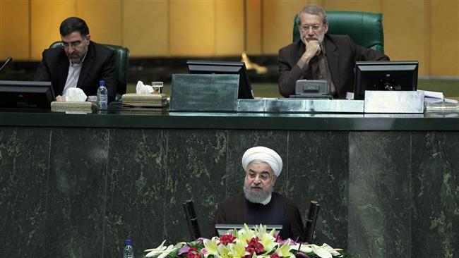 Photo of Iran's parliament starts debates on Rouhani's cabinet picks