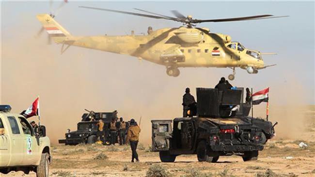 Photo of Iraqi military aircraft kill 170 Daesh terrorists in Salahuddin