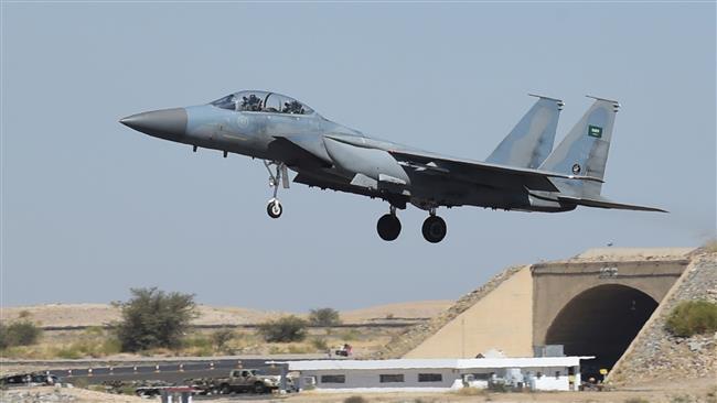 Photo of Saudi warplane crashes in southern Yemen, pilot killed: Report