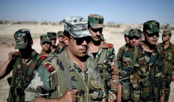 Photo of Syrian Army Kicks off Final Phase of Quaryatayn Operation