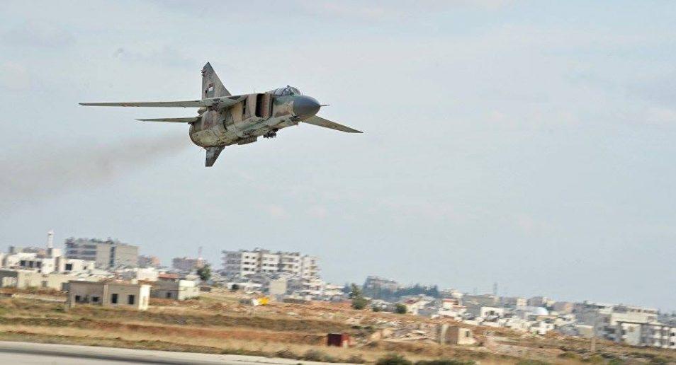 Photo of Breaking: Syrian warplanes unleash retaliation bombardment on Douma militants for Damascus artillery attacks