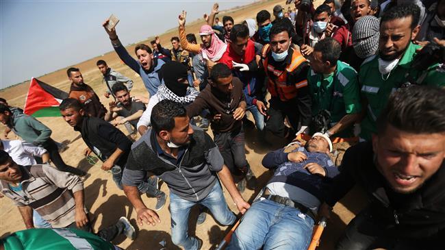 Photo of US blocks UN statement demanding probe into Gaza bloodshed