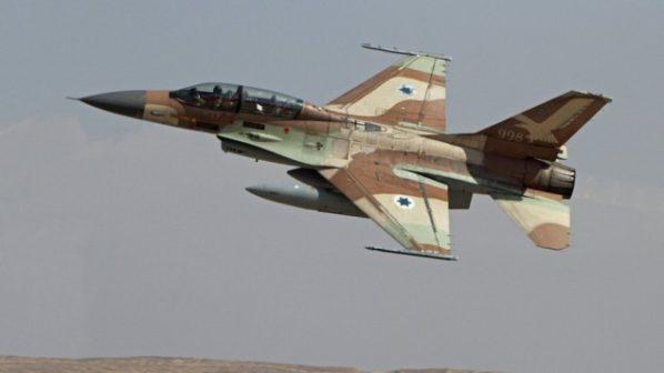 Photo of Israeli warplanes fly along Lebanese-Syrian border despite warnings from Aoun