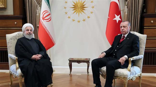 Photo of Iran, Turkey presidents meet ahead of Syria summit