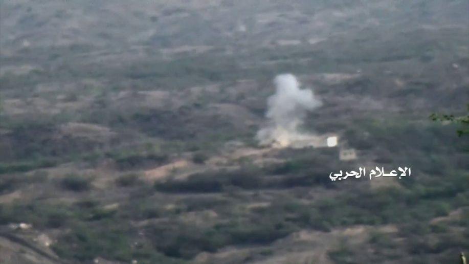 Photo of Yemeni Hezbollah destroys 2 Saudi Army vehicles in Jizan- Video