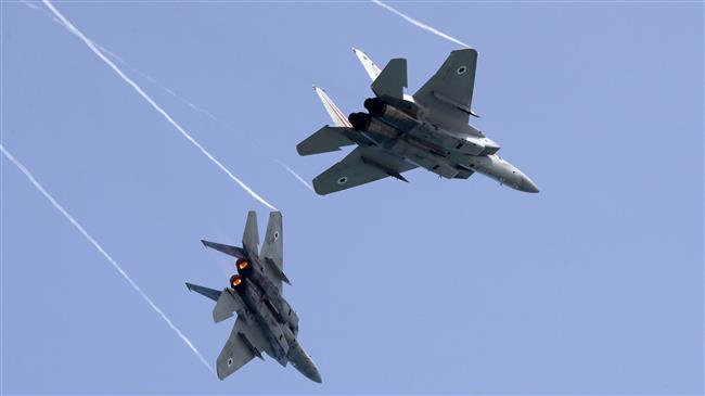 Photo of Zionist regime warplanes attack Gaza ports, destroy boat