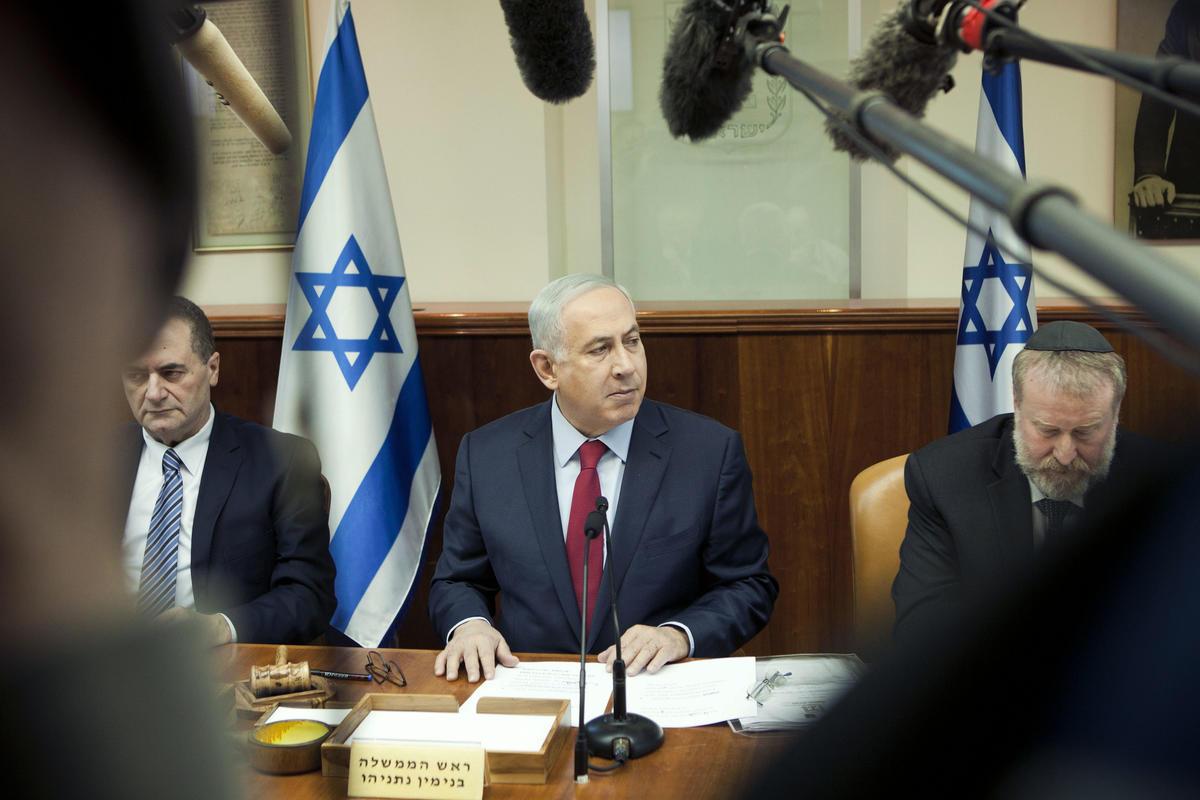 Photo of Coward Israeli cabinet meetings held in underground bunker