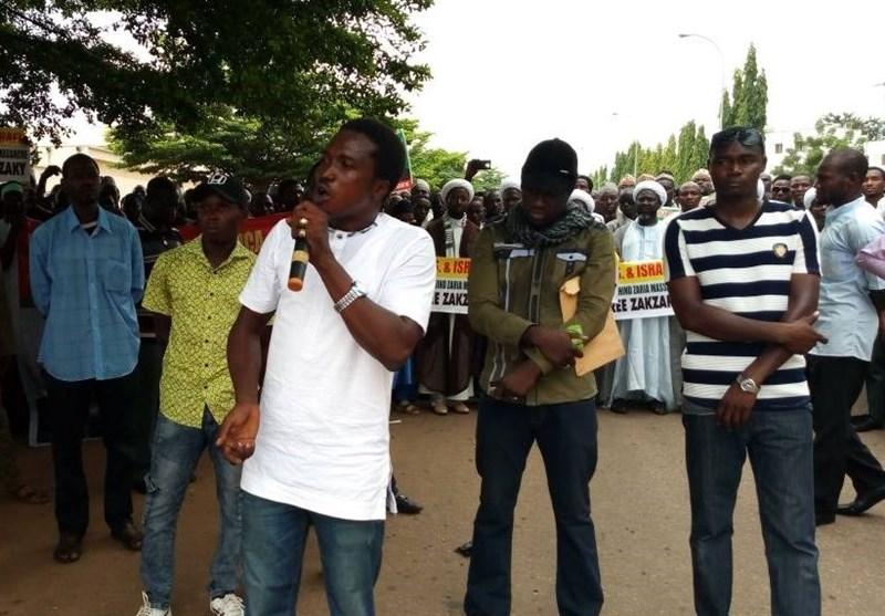 """Photo of Massive """"Free Zakzaky"""" Rally Held in Nigerian Capital"""