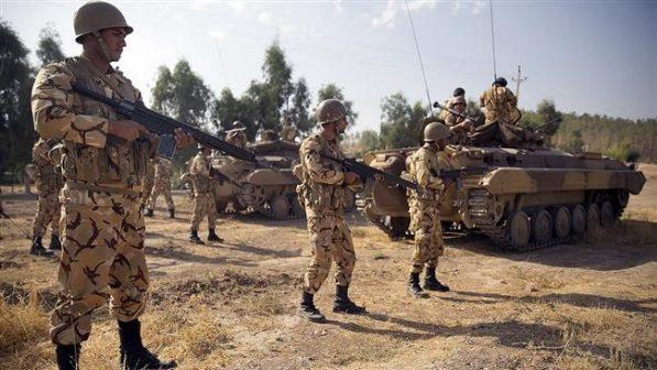 Photo of Iran army foils infiltration attempt in northwestern border region