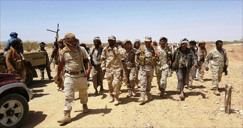 Photo of 5 Saudi military personnel killed in western Yemen