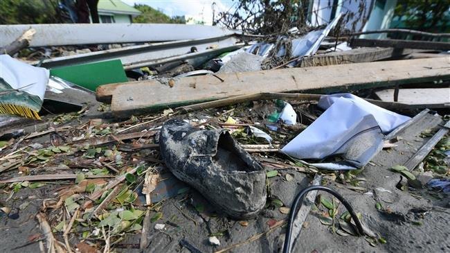 Photo of Death toll from Indonesia tsunami, quake passes 800