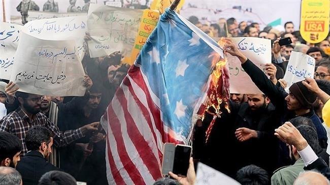 Photo of 'US involved in op seeking regime change in Iran'