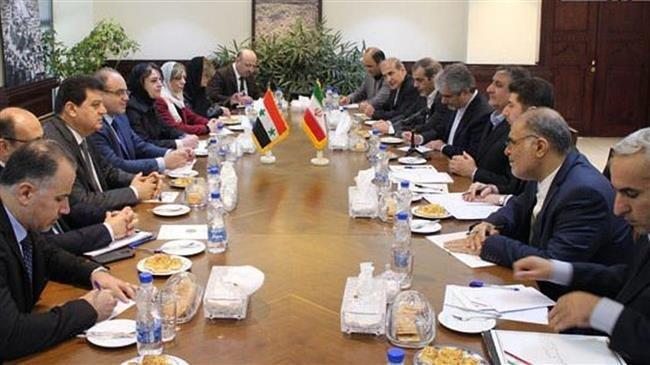 Photo of Iran, Syria hold talks on long-term economic cooperation