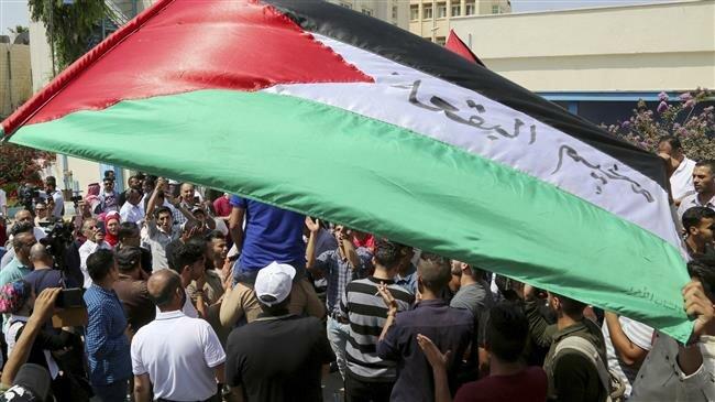 Photo of US map of Palestine just an Israeli illusion: Hamas